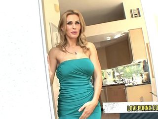 Stepson has bigger cock than daddy