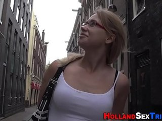 Real prostitute fucking
